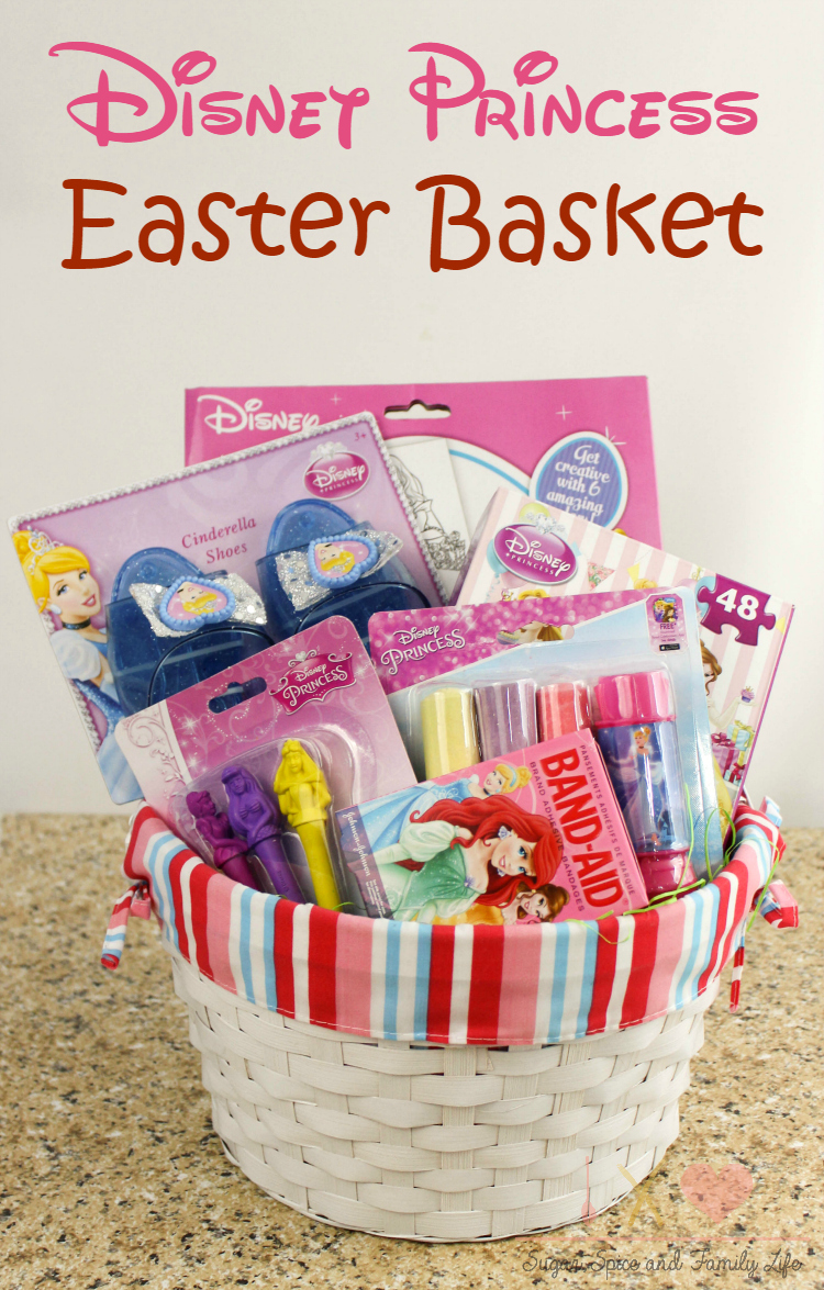Disney Princess Easter Basket