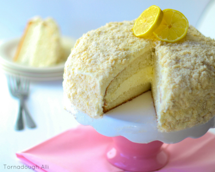Lemon-Crumb-Cake