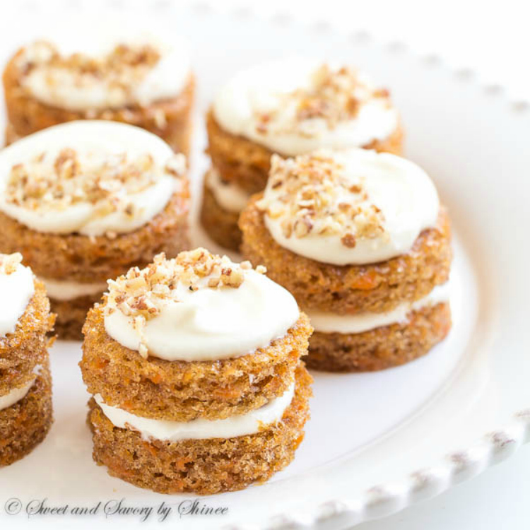 Mini-Carrot-Layer-Cakes