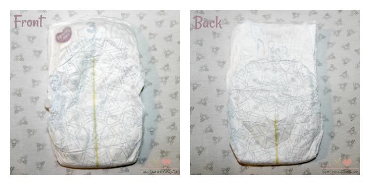 Parent's Choice premium diapers