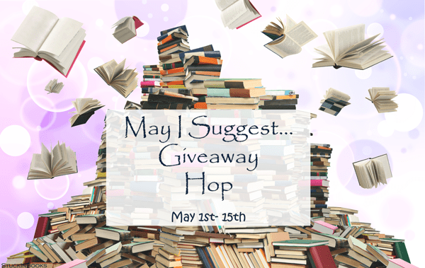 May I Suggest Book Giveaway Hop
