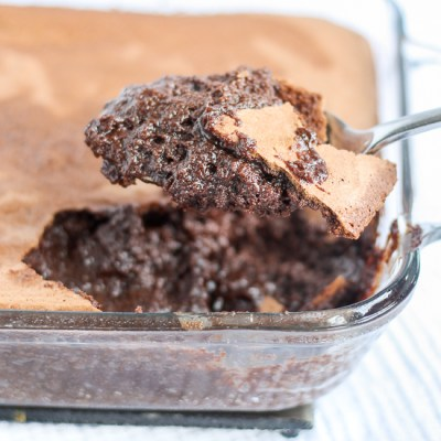Brownie Pudding