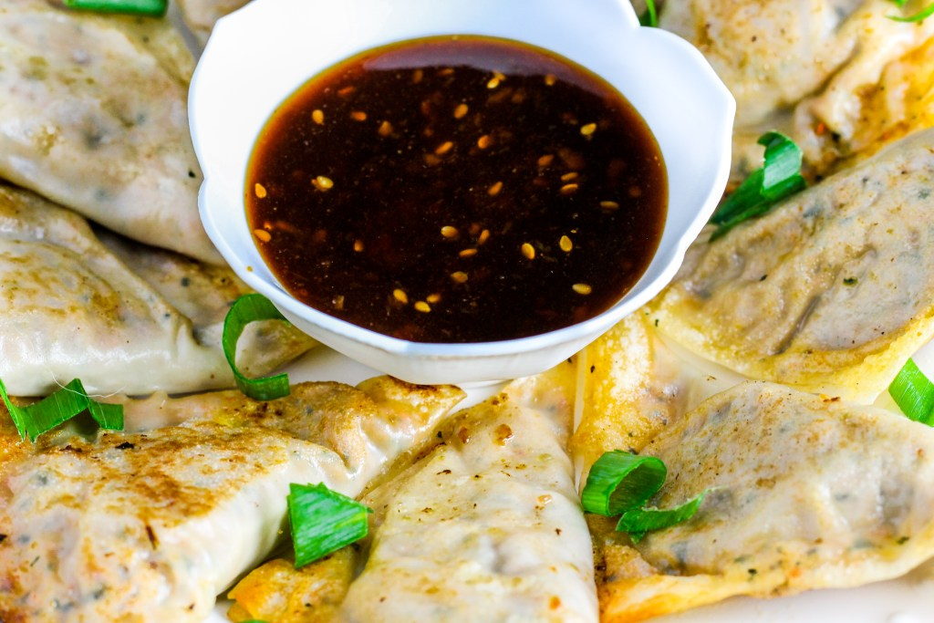 Ground Turkey Pot Stickers. Pure comfort food that is on the healthy side. Easy to make potstickers that are filled with deliciously seasoned turkey and vegetables.