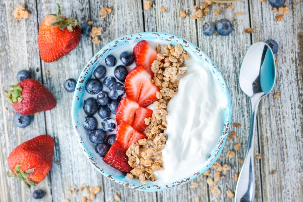 Instant Pot Yogurt.This yogurt takes about 3 minutes to put together, makes a ton, and is delicious! Plus, it's made with Fairlife lactose free milk, making it easier on those who are lactose sensitive.