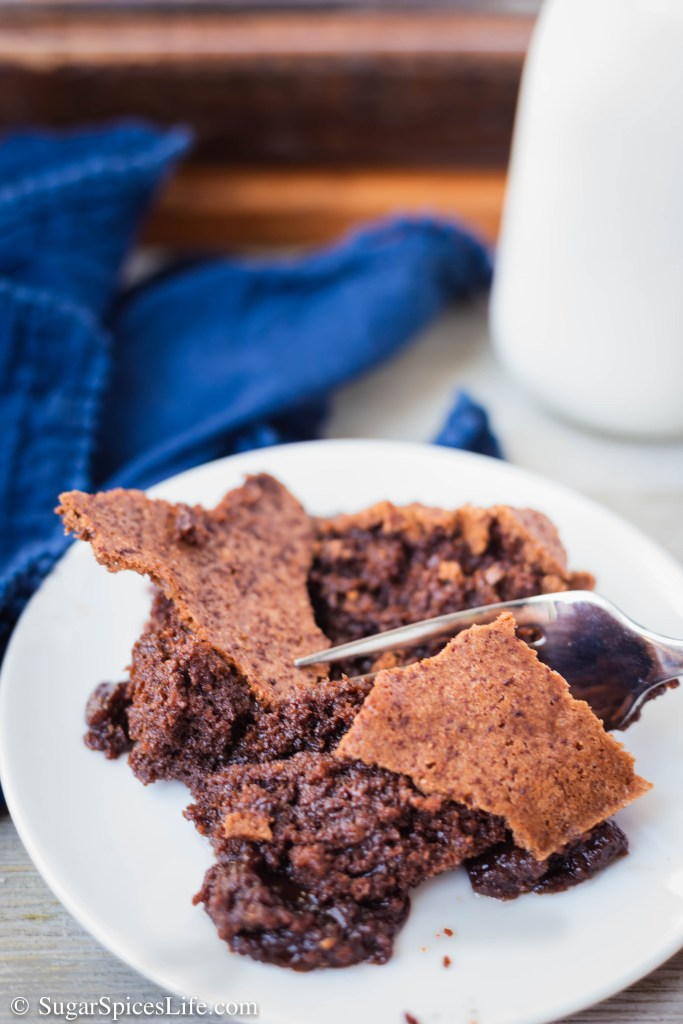 If you've ever wished you could take the taste of hot brownie batter, and make it into something edible and amazing, this Brownie Pudding the dessert for you. Life changing delicious.