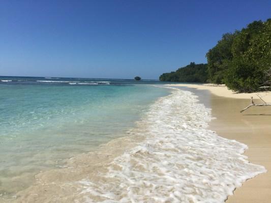 Jamaica Beach.