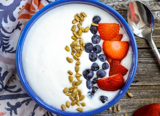 Dairy Free Instant Pot Yogurt