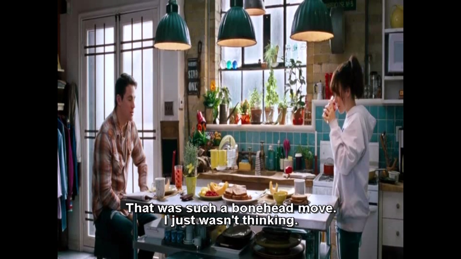 The Vow Not About The Movie Nor About Channing Tatum Of Love And Breakfast