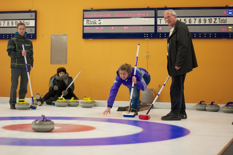 Curling at it´s Best