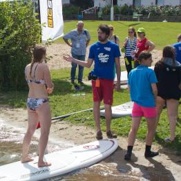 Schild Camps D9