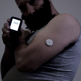 Flash Glucose Monitoring-Freestyle-Libre