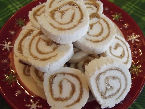 Peanut Butter Pinwheels Candy – The Hillbilly Kitchen