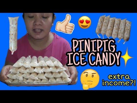 HOW I DO MY ICE CANDY | MY SECRET RECIPE | NEGOSYO STARTER PACK