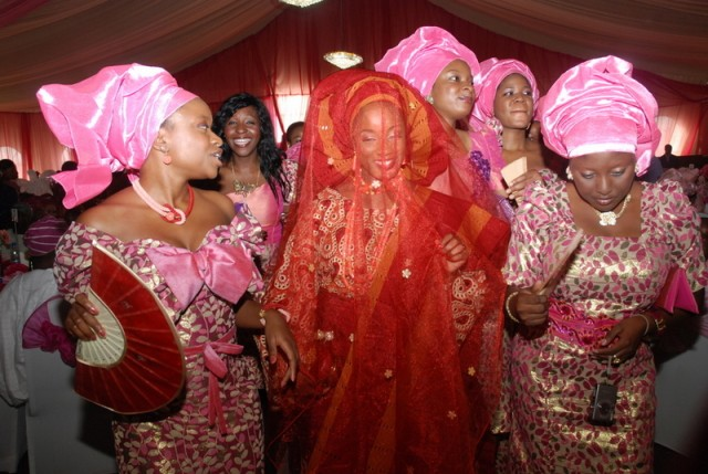 Eight Step Guide To A Yoruba Traditional Wedding Sugar Weddings Amp Parties
