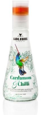 Kolibri Drinks Cardamom & Chilli