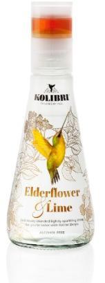 Kolibri Drinks Elderflower & Lime