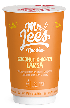 Mr Lee's Noodles Coconut Chicken Laksa
