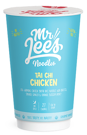 Mr Lee's Noodles Tai Chi Chicken