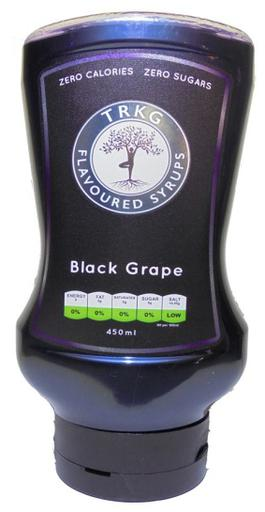 TRKG Black Grape Syrup