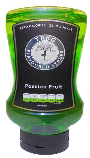 TRKG Passion Fruit Syrup