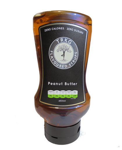 TRKG Peanut Butter Syrup