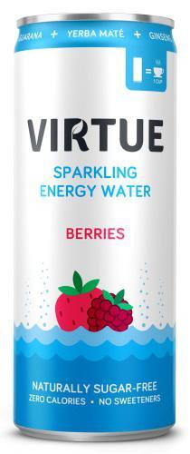 Virtue Energy Water Berries