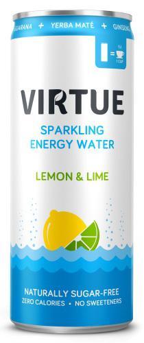 Virtue Energy Water Lemon & Lime