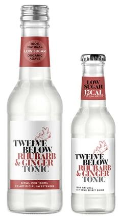 Twelve Below - Rhubarb & Ginger