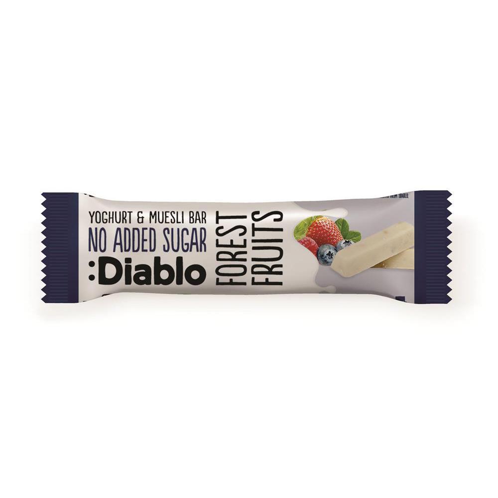 :Diablo - Yoghurt & Museli Bar - Forest Fruit