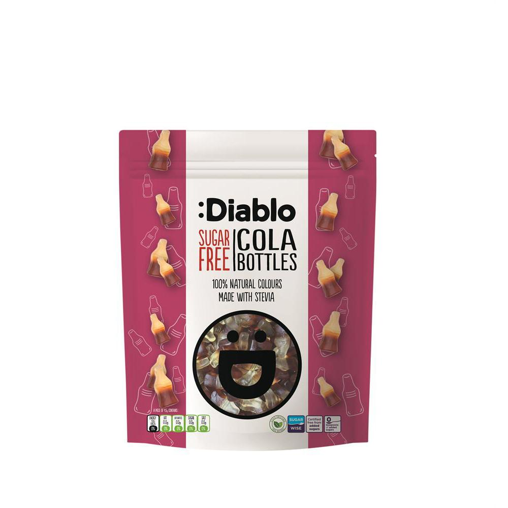 :Diablo - Cola Bottles Sweets