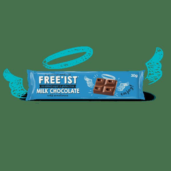 Free'ist - Milk Chocolate Bar