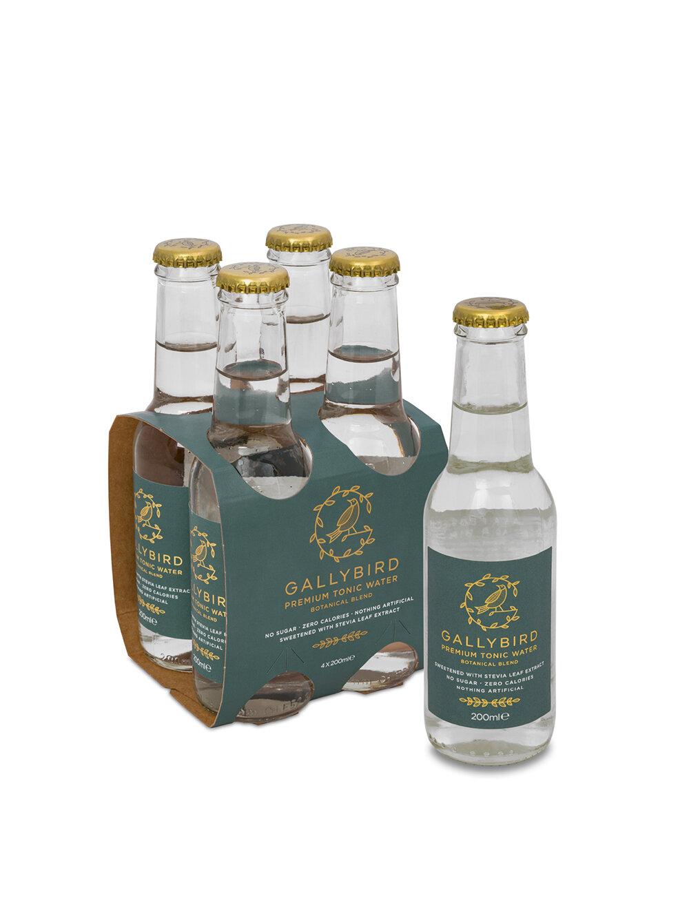 Gallybird - Premium Tonic Water Botanical Blend