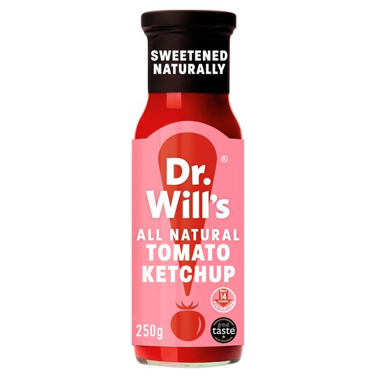 Dr Will's Tomato Ketchup