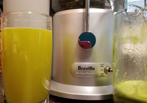 Green Juice: Green Giant Juicing Recipe