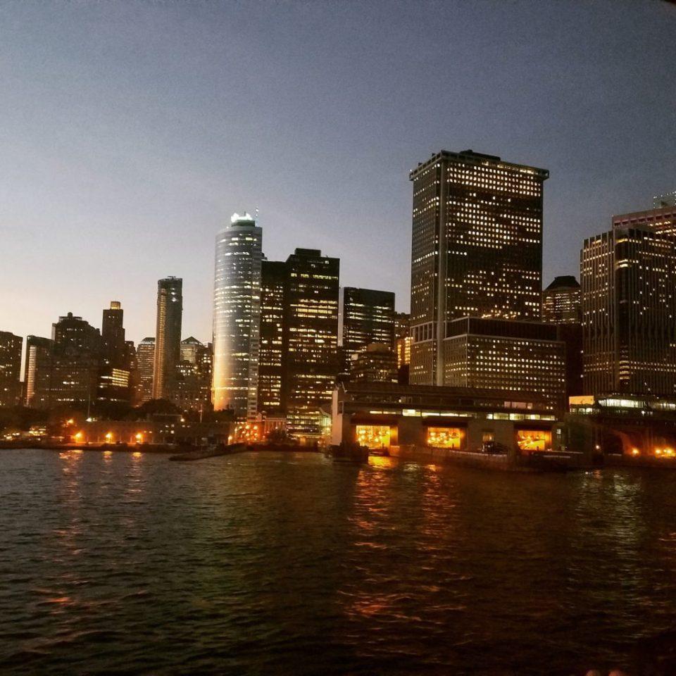 Camera Time: Exploring in Manhattan New York