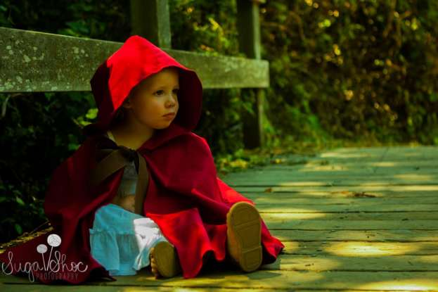 SugaShoc_Photography_Children_Photographer_Bucks County_Doylestown_PA_sweet_red_riding_hood_theme_portrait