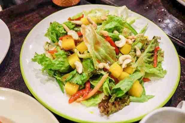 Fudge Manguava Salad