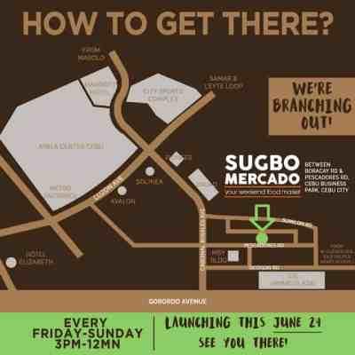 Sugbo Mercado CBP Map