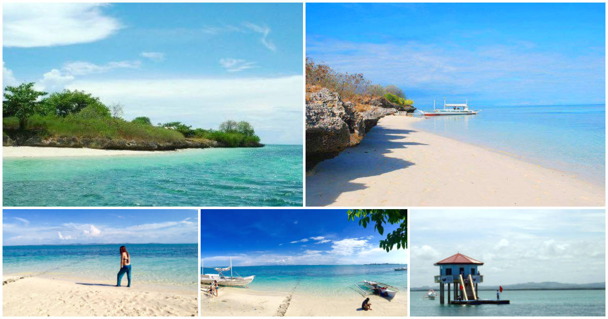 How to get to Caubian Island, Cebu's newest beach destination
