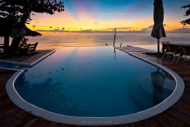 16 Best Infinity Pools In Cebu With Rates Directions Contact