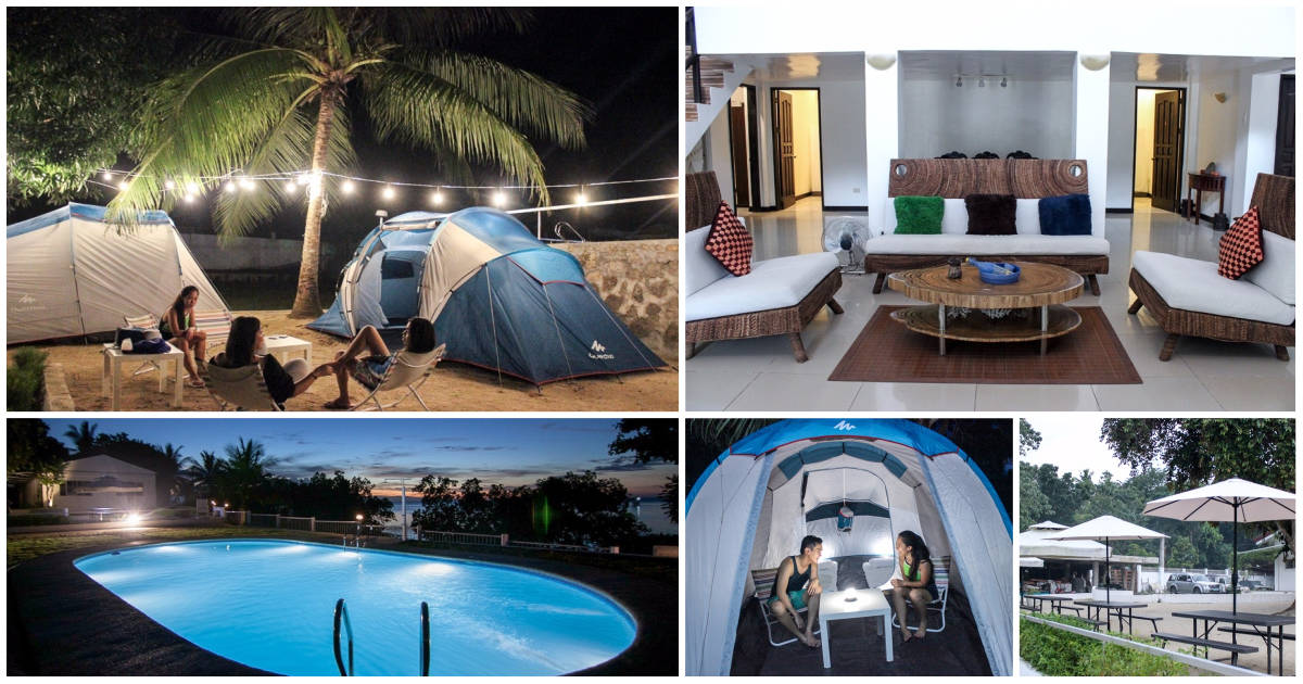 'Glamping' Staycation at Formosa Camp Resort