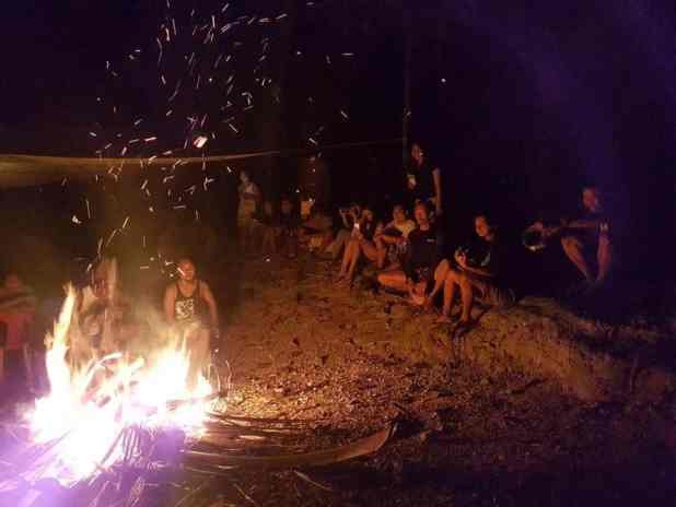 bacalla-woords-campsite-bonfire