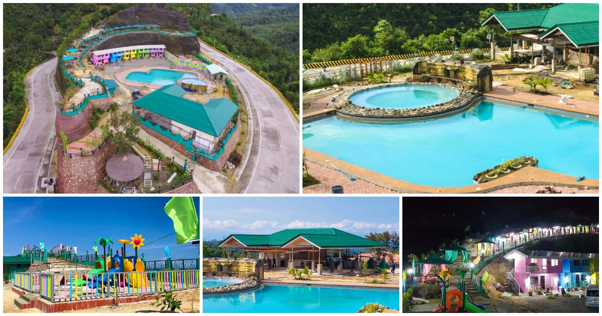 Curbada dela Maria: A Must-Visit Resort in Aloguinsan this 2018