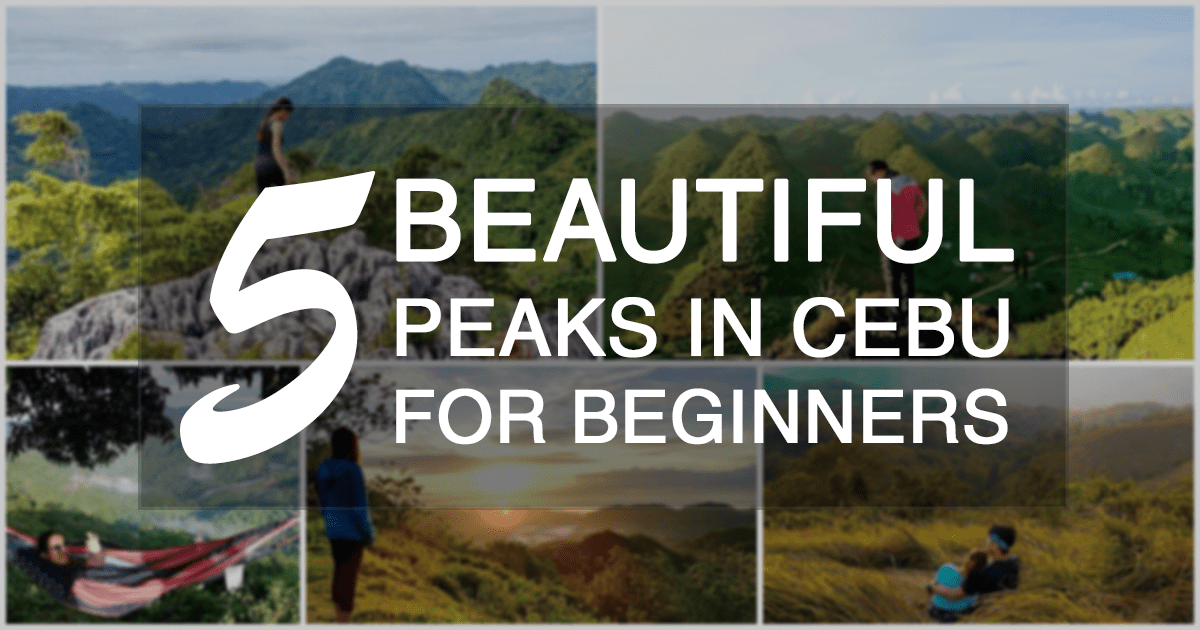 Katkat Goals: 5 Beautiful Peaks in Cebu for Beginners