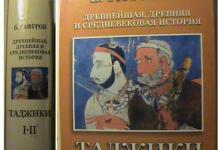 "The book ""Tajiks"" will appear in every Tajik family"