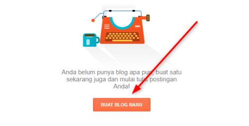 Cara Membuat Blog Gratis di Blogger Dengan Mudah Dan Cepat - Cara Membuat Blog di Blogger 2