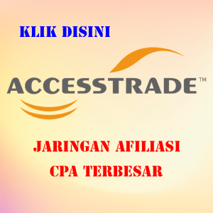 Accesstrade Jaringan Afiliasi CPA Terbesar