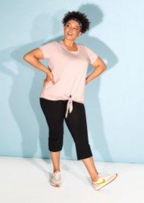 Taking Shape Activewear - Plus Size Activewear - Suger Coat It