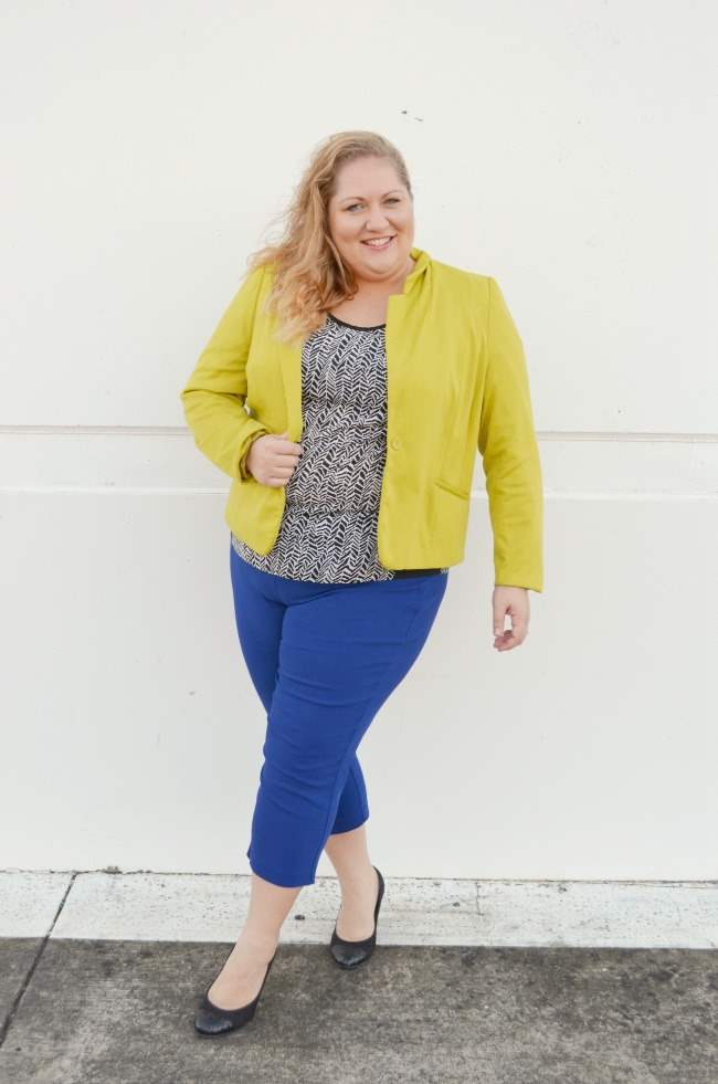 Autograph Fashion Citrus Pop Plus Size 005