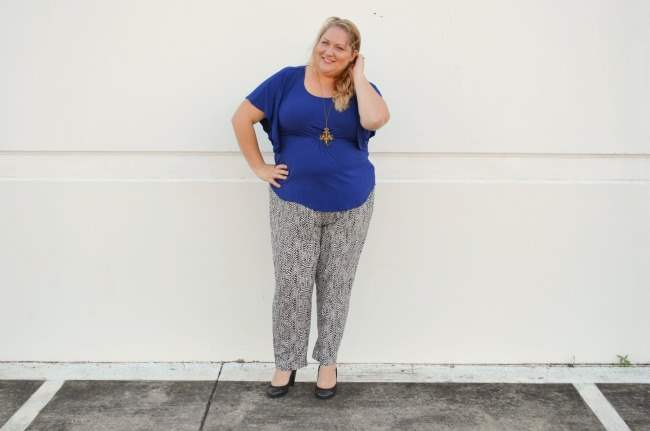 Autograph Fashion Citrus Pop Plus Size 012